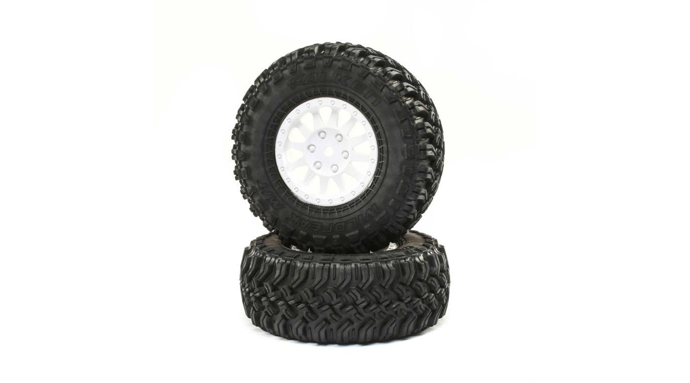 Image for Method Wheel with Falken Tire: Tenacity DB Pro from HorizonHobby