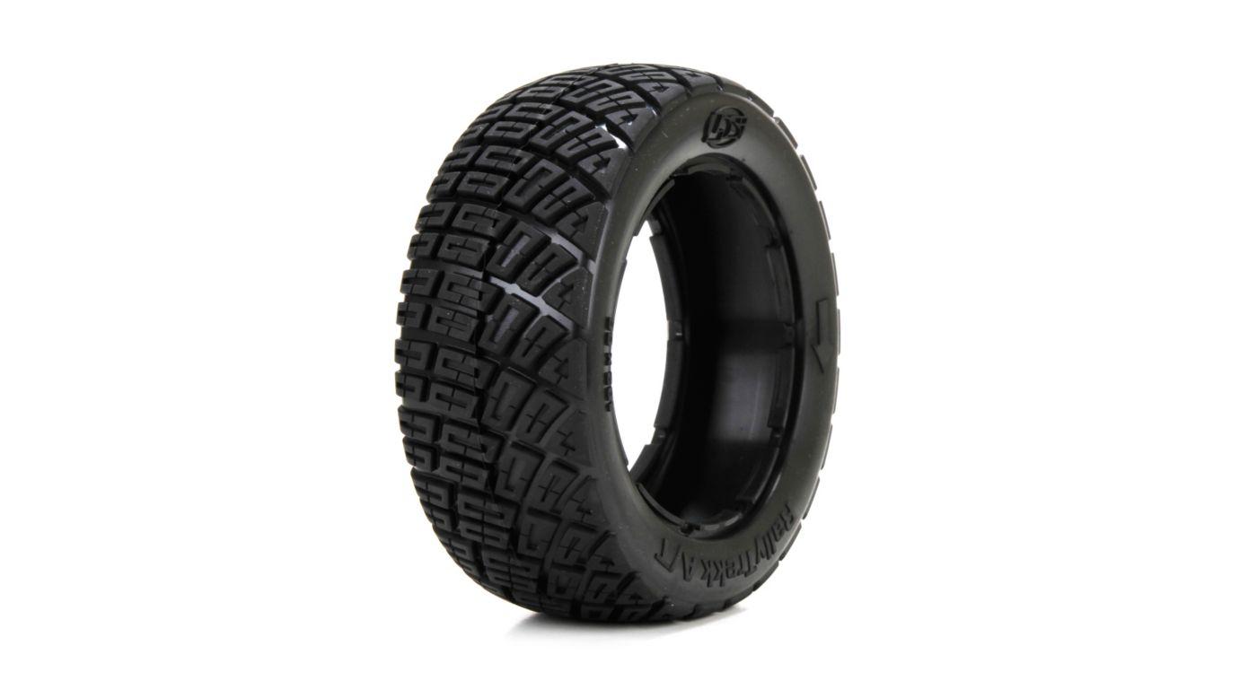 Image for Rally Trekk Left & Right Tire Set, Firm (2): MINI WRC from HorizonHobby