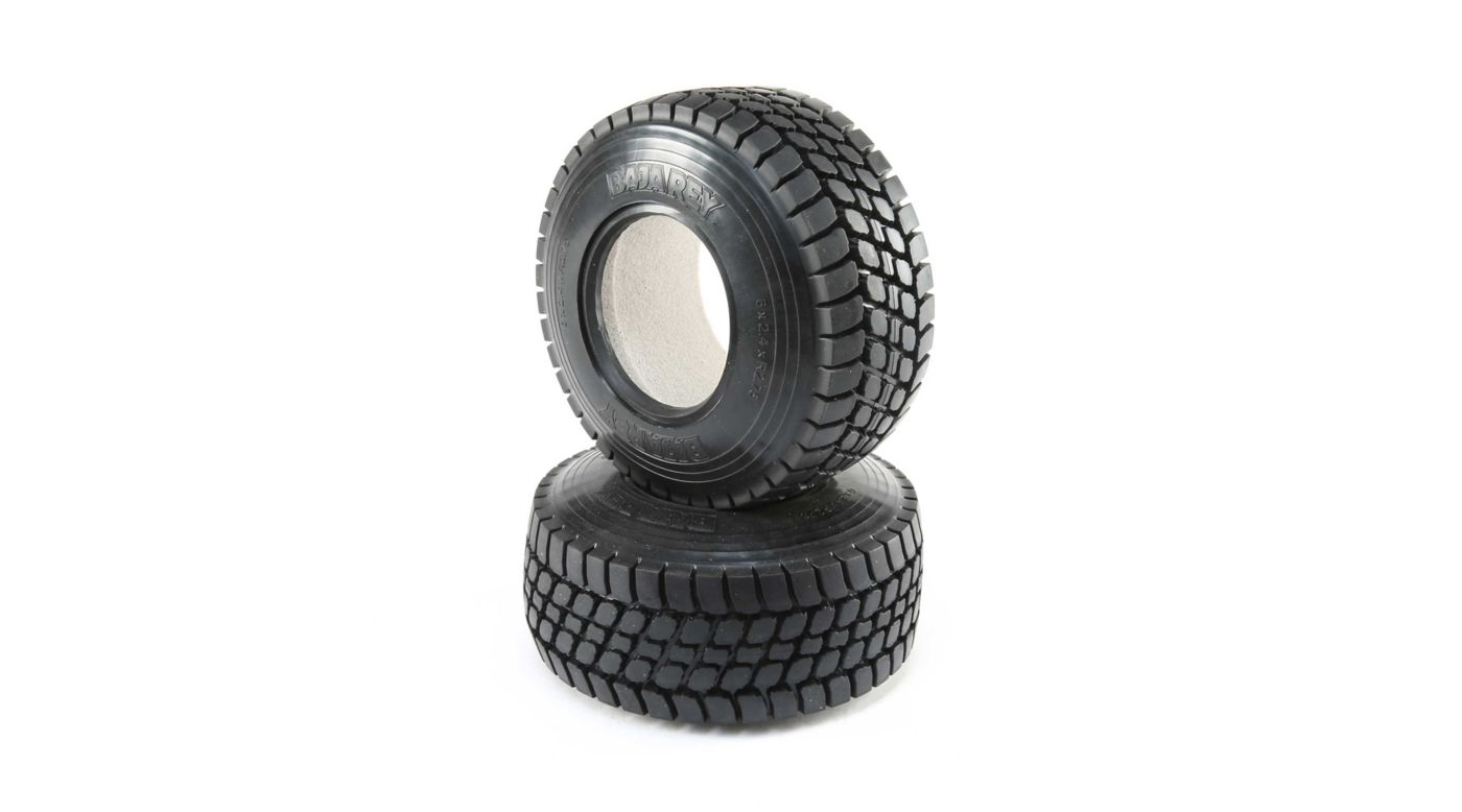 Image for Desert Claw Tire with Foam (2): Super Baja Rey from HorizonHobby