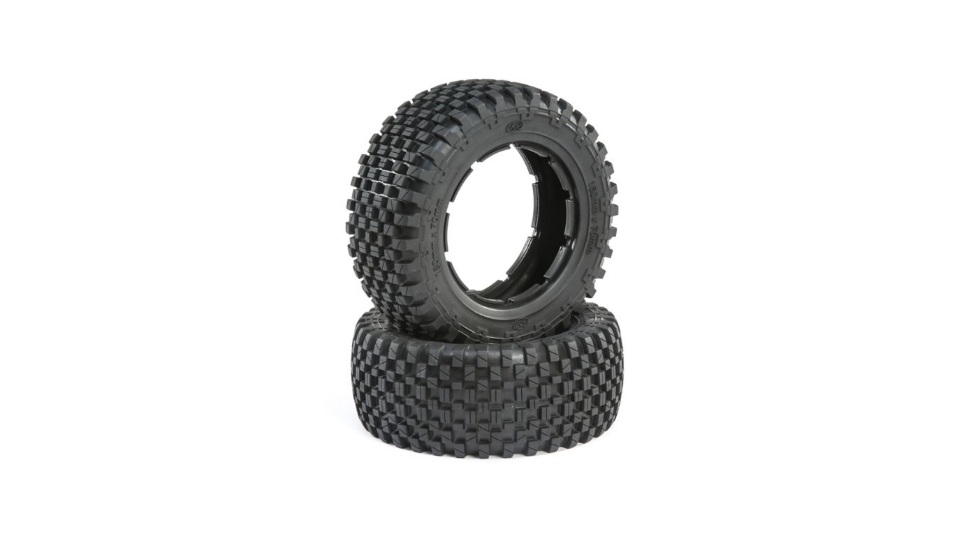 Image for Tire Set, Firm (2): 5ive-T 2.0 from HorizonHobby