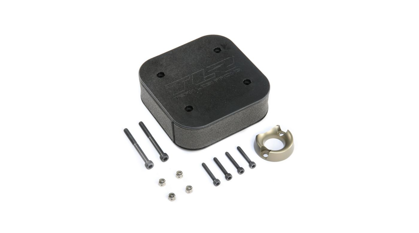 Image for Air Filter Assembly Complete: 5ive-T 2.0 from HorizonHobby