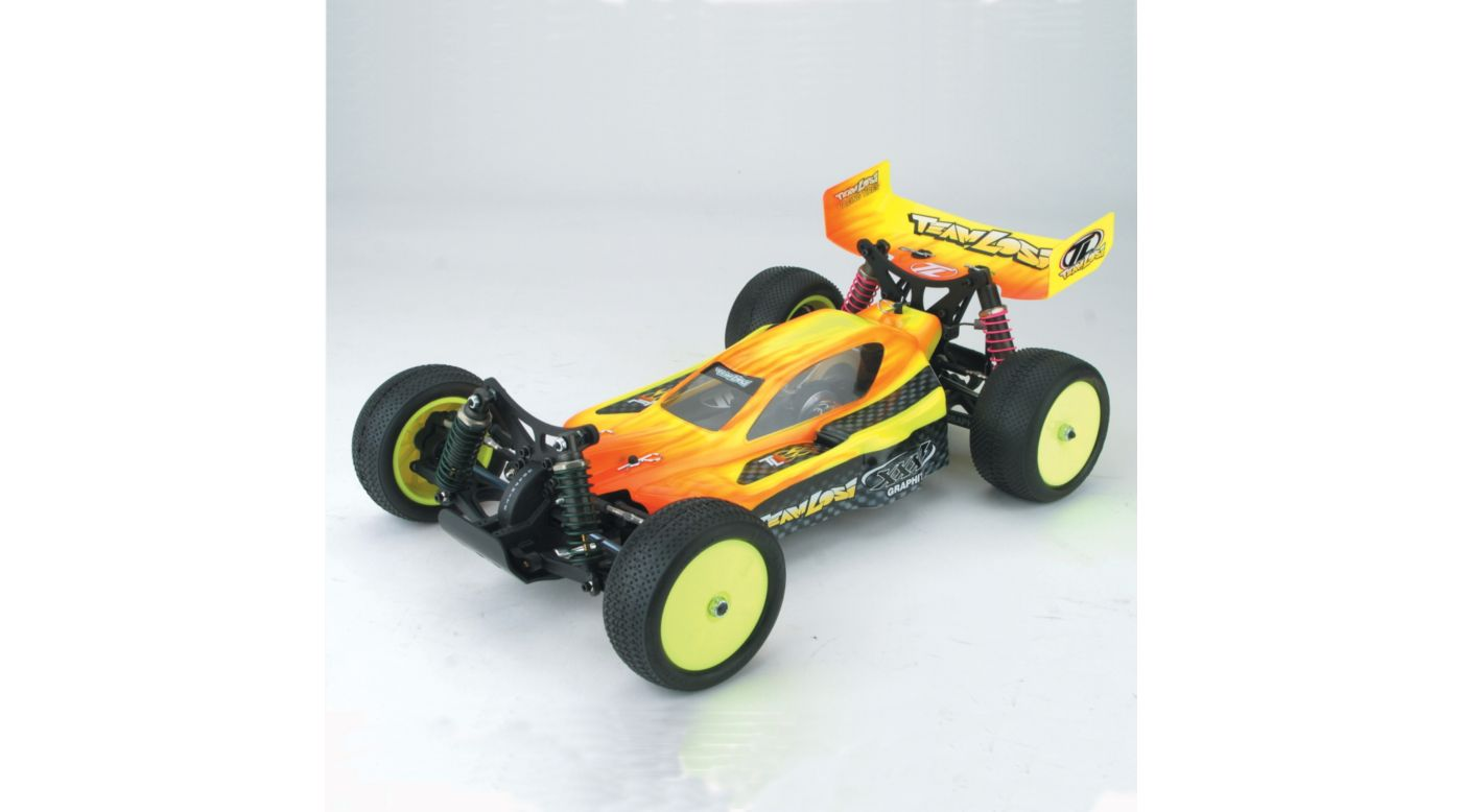 Image for XXX-4 G+ 4WD Buggy Kit from HorizonHobby