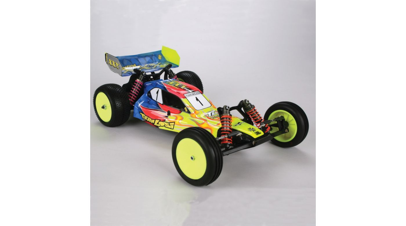 Image for XXX-CR Competition 2WD Buggy Kit from HorizonHobby