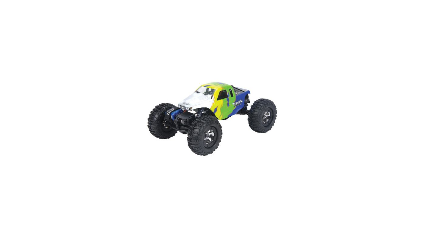 Image for 1/18 Mini Rock Crawler Pro Race Roller from HorizonHobby