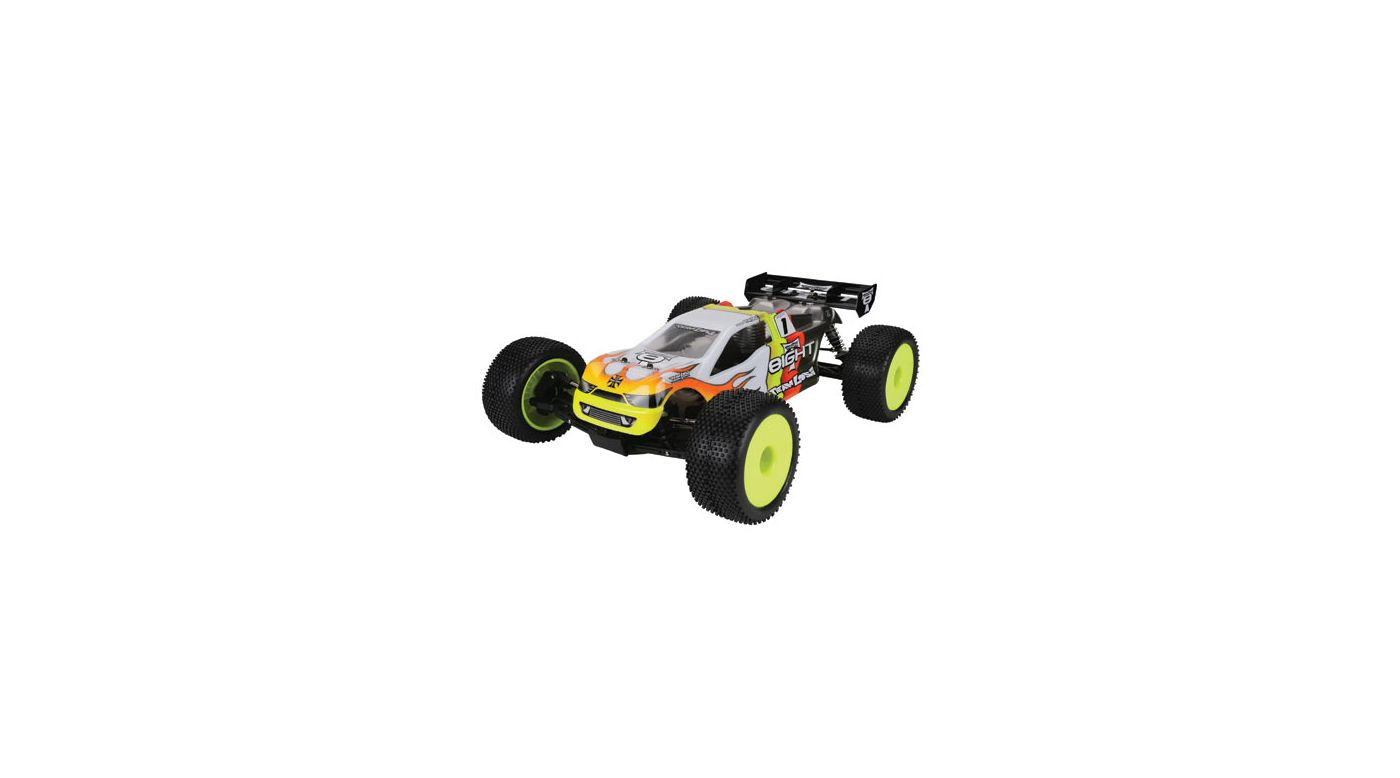 Image for 1/8 8IGHT-T 4WD Truggy Race Roller from HorizonHobby