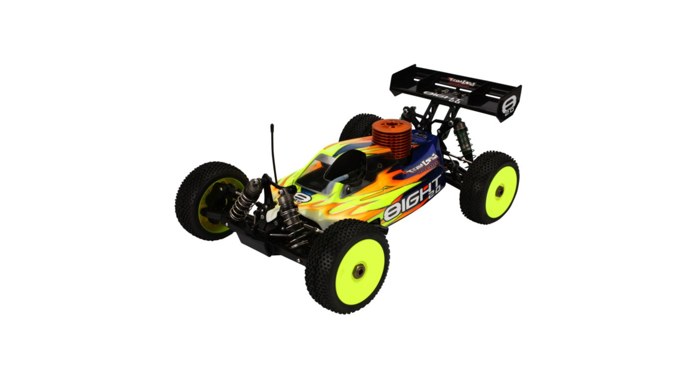 Image for 1/8 8IGHT 2.0 4WD Buggy Race Roller from HorizonHobby