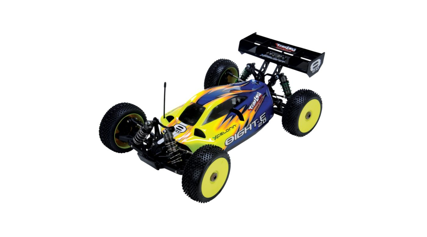 Image for 1/8 8IGHT-E 2.0 4WD Buggy Race Roller from HorizonHobby