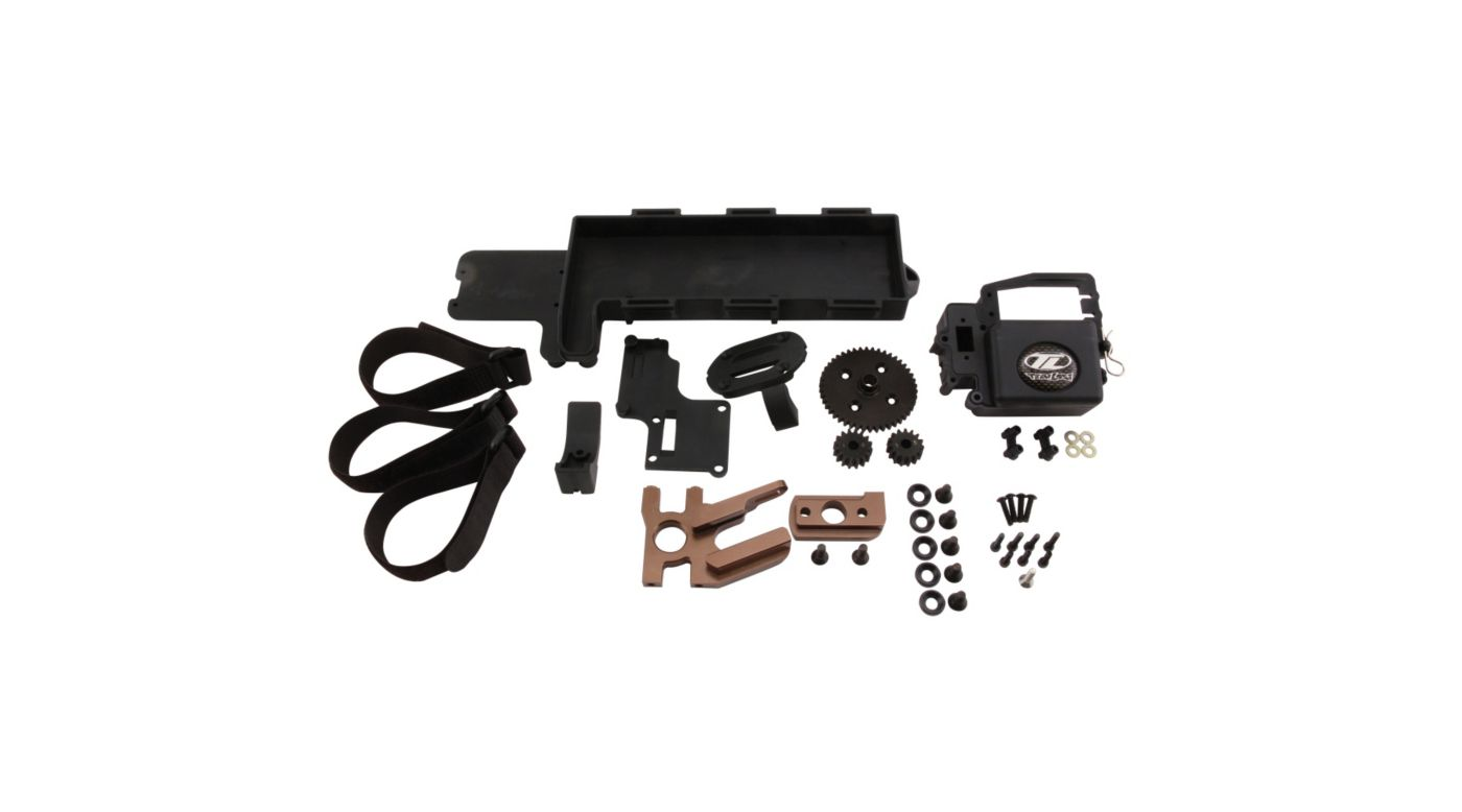 Image for 8IGHT Electric Conversion Kit Hardware Package from HorizonHobby