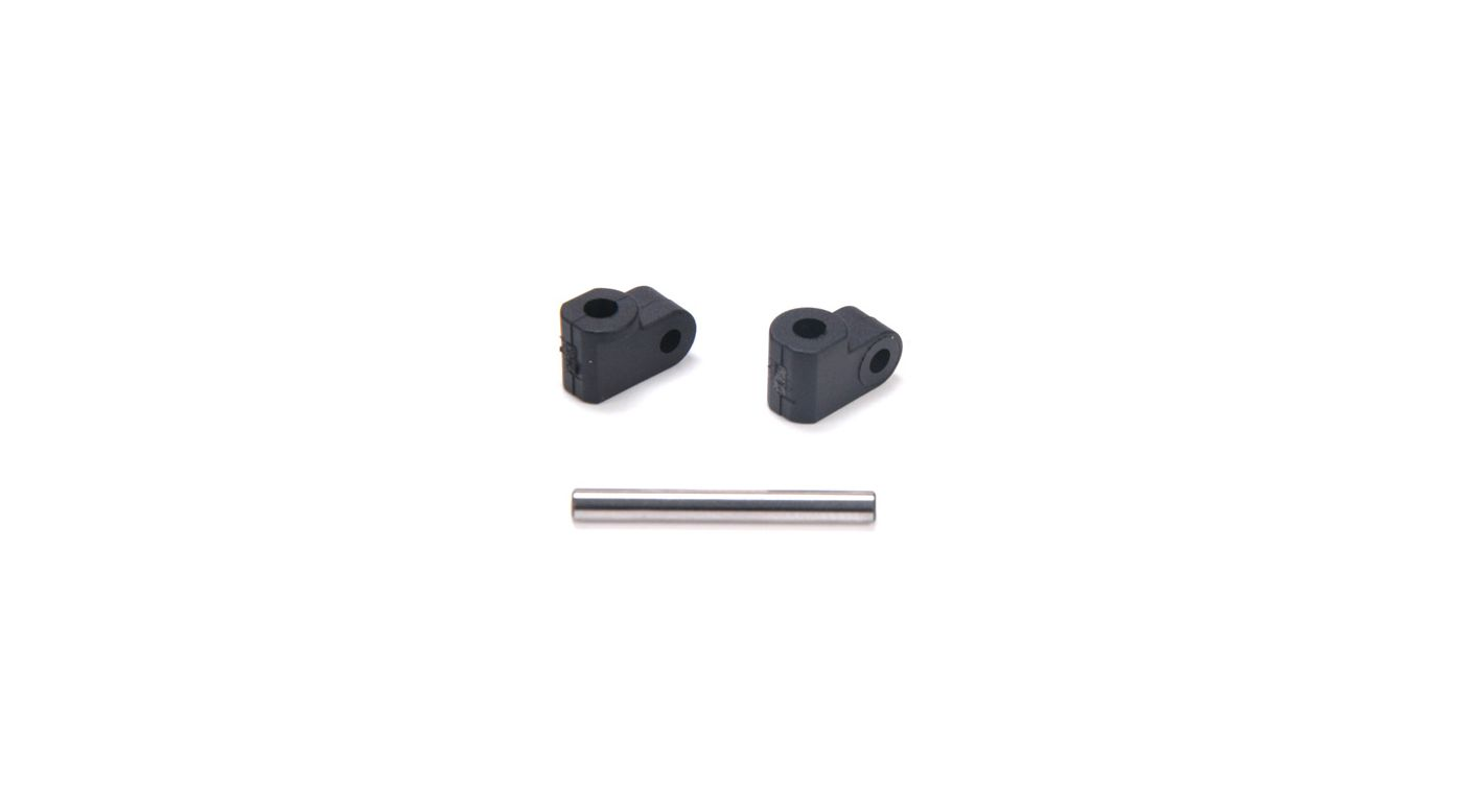 Image for Lower Suspension Link Mounts and Pin: CCR, NCR SE from Horizon Hobby