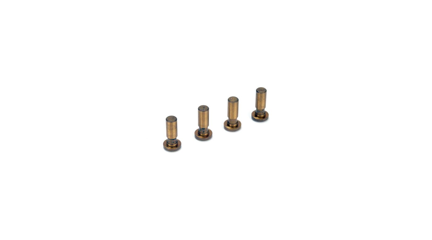 Image for Steering King Pins, TiNi (4): CCR from HorizonHobby