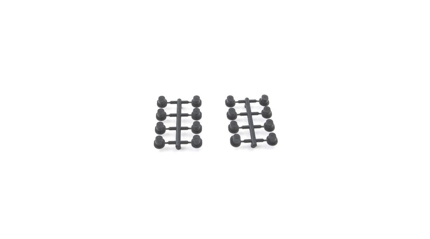 Image for Adjustable Hinge Pin Brace Inserts: 8B, 8T, 8X, 8XE from HorizonHobby