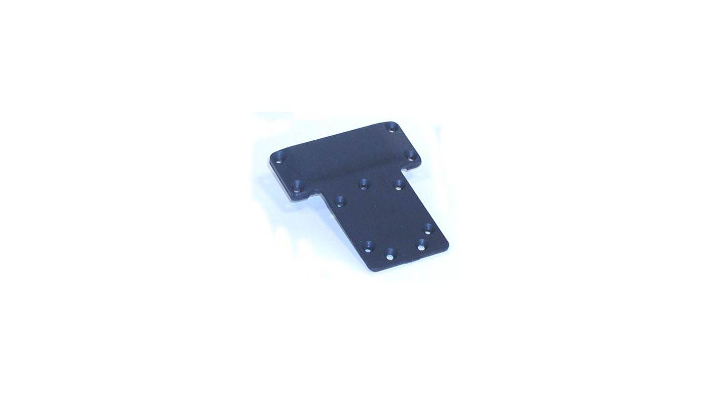 Image for Rear Pivot Plate, EA3: XXX, XXX-T, SPT from HorizonHobby