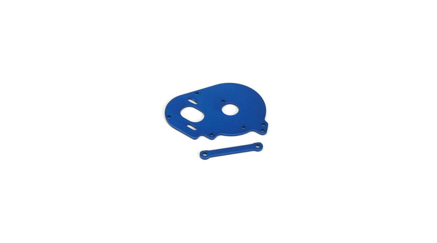 Image for Motor Plate & Front Pin Brace: Speed-T from HorizonHobby
