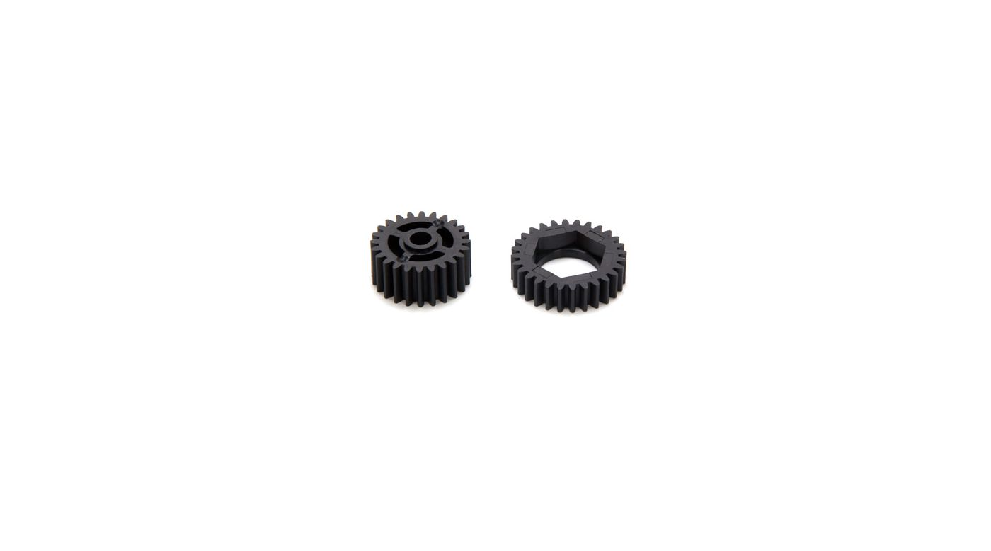 Image for 2-Speed and Diff Gears, Plastic (3): SNT from HorizonHobby
