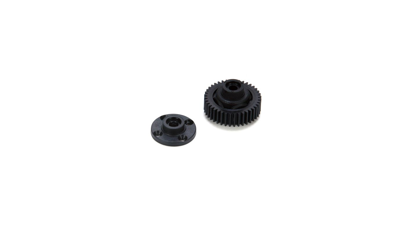 Image for 40T Differential Gear & Cap: SNT from HorizonHobby