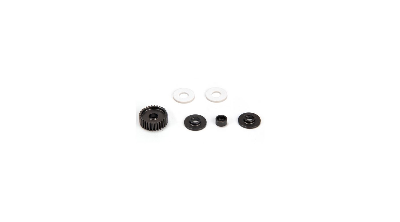 Image for Slipper Gear & Plate Set: CCR from HorizonHobby