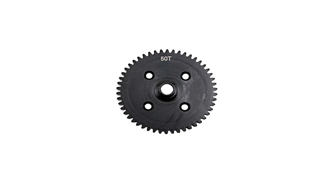 Image for Center Differential 50T Spur Gear: 8B,8T from HorizonHobby