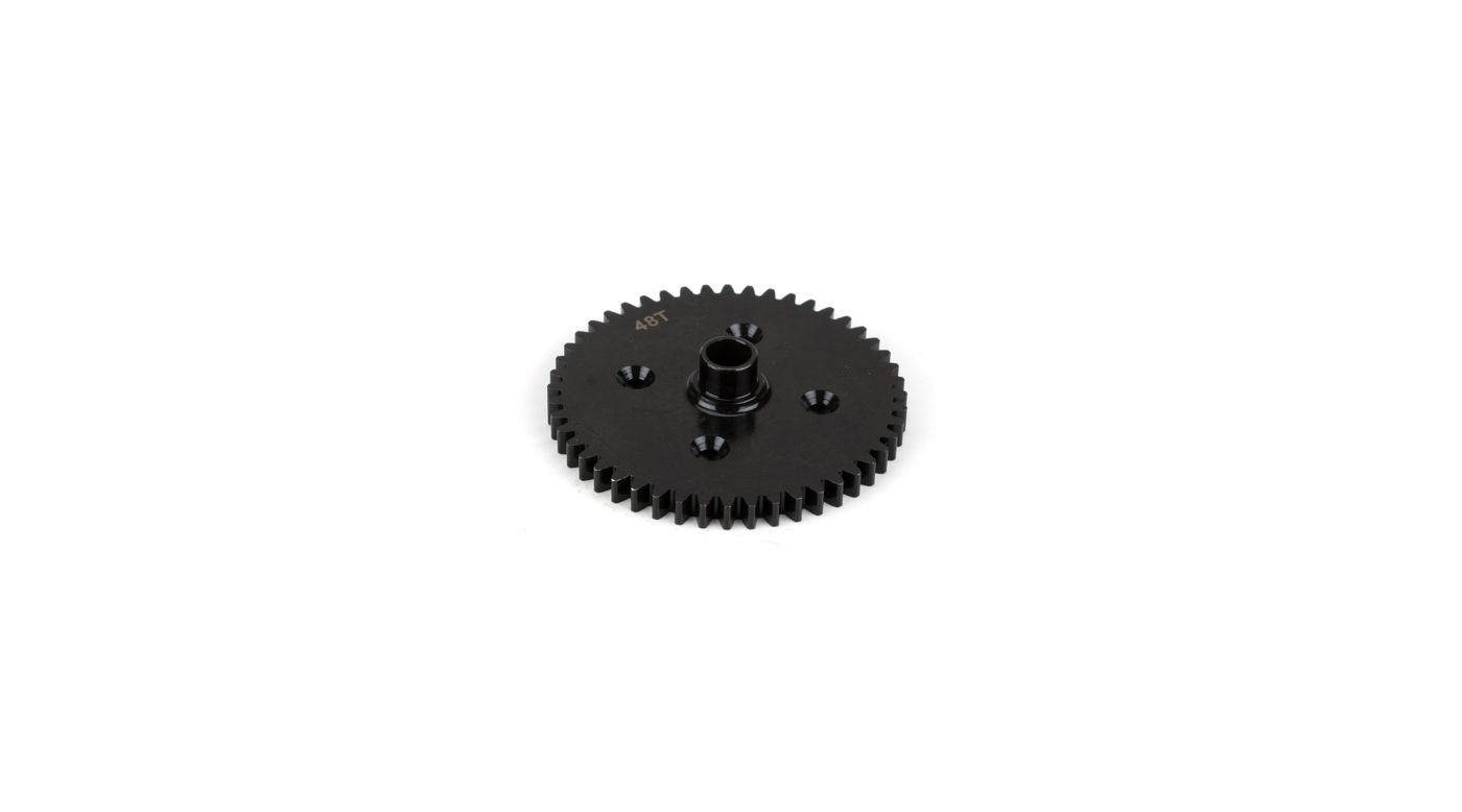 Image for Center Diff 48T Spur Gear: 8B,8T from HorizonHobby