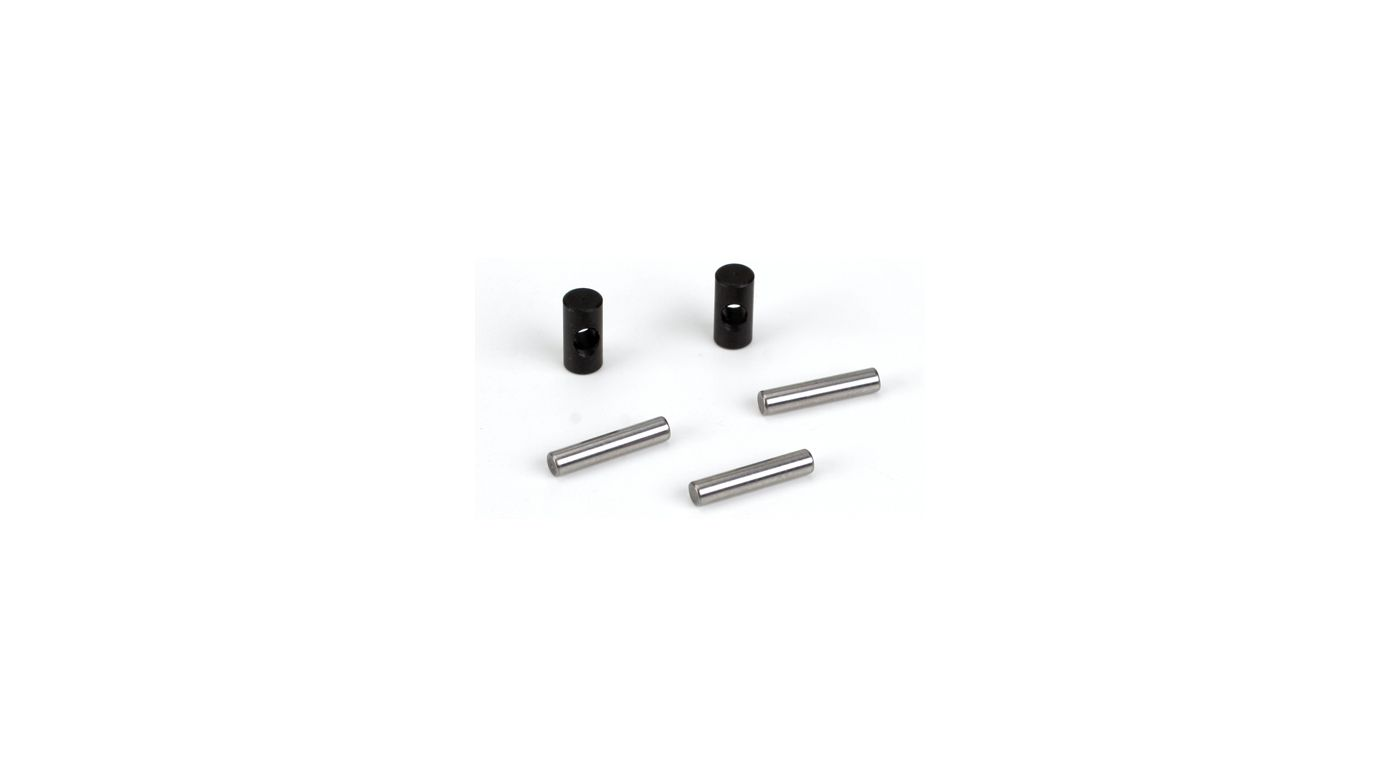Image for F/R CV Driveshaft Coupling Set: 8B,8T from HorizonHobby