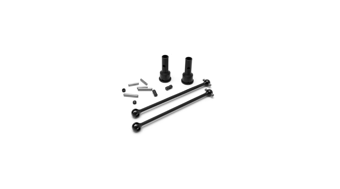 Image for Front/Rear CV Drive Shaft Set (2): 8B 2 from HorizonHobby