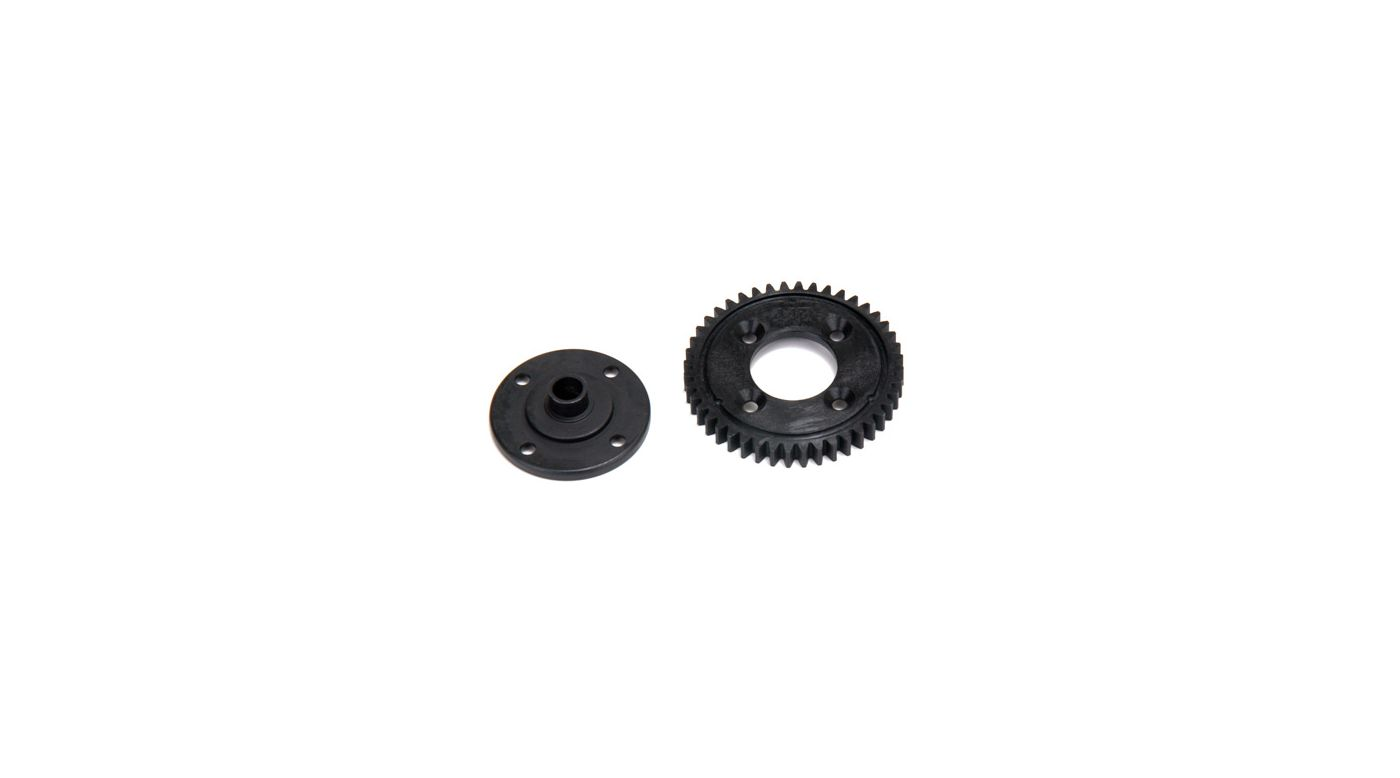 Image for 44T Spur Gear, Plastic: 8E 2.0 from HorizonHobby