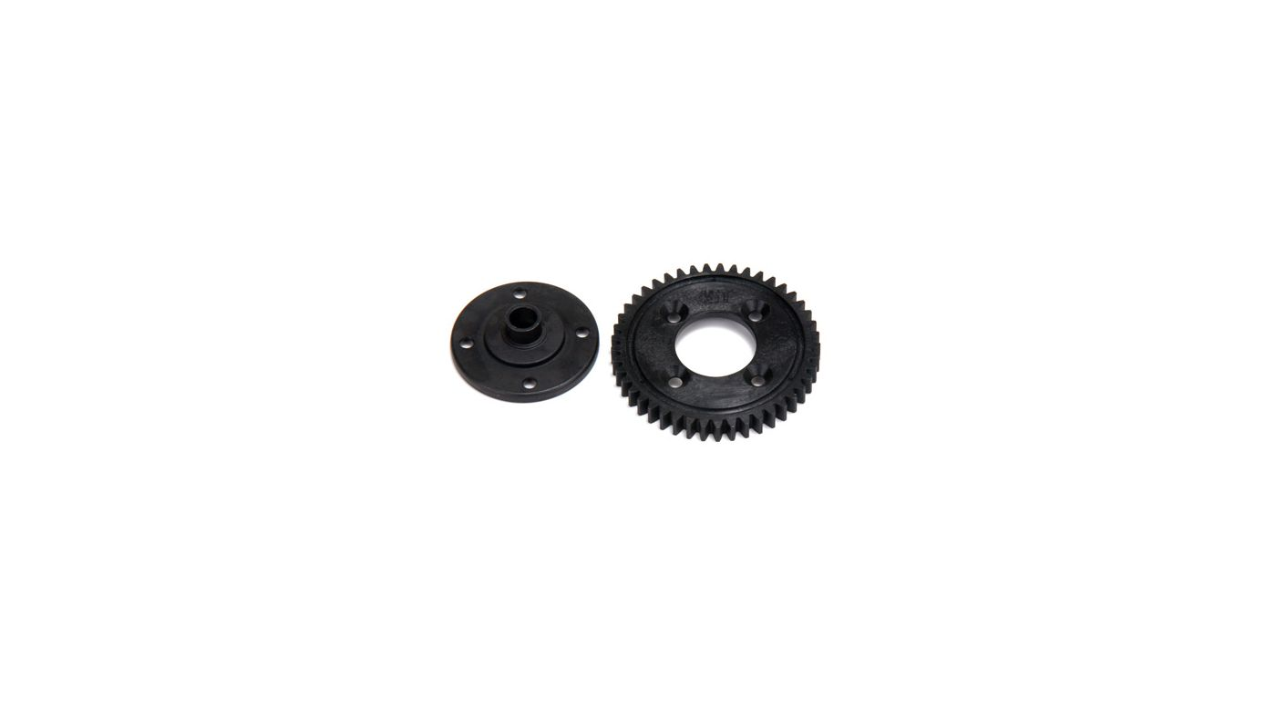 Image for 45T Spur Gear, Plastic: 8E 2.0 from HorizonHobby