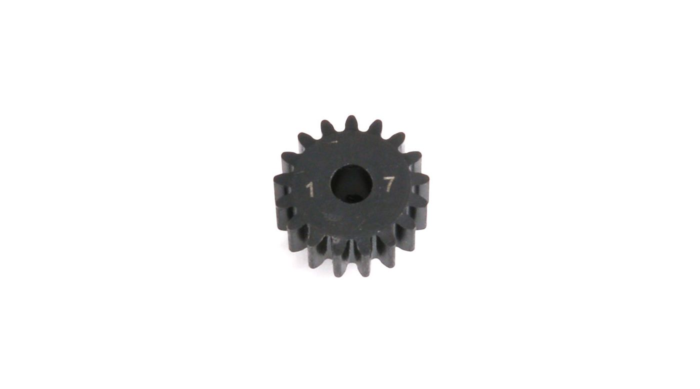 Image for 1.0 Module Pitch Pinion, 17T: 8E, SCTE from HorizonHobby
