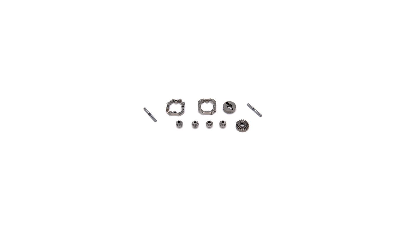 Image for Gear and Shaft Set: SmartDiff from HorizonHobby