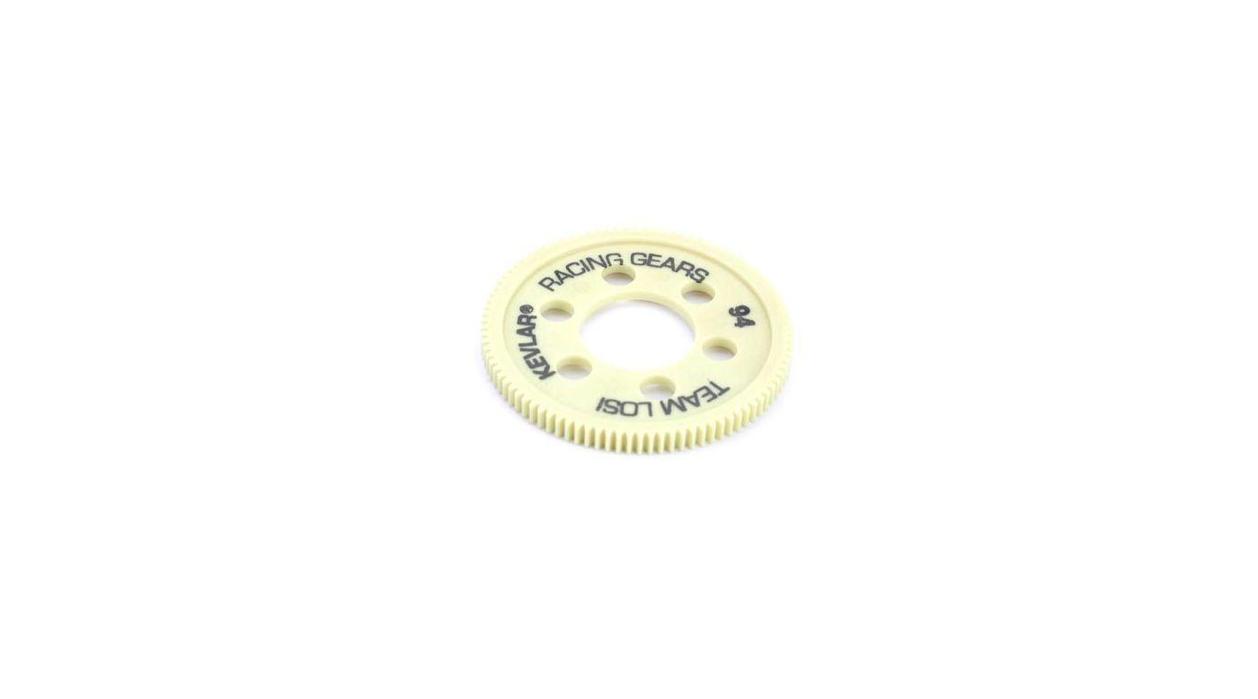 Image for 48P Kevlar® Spur Slipper, 94T: XXX4 from HorizonHobby