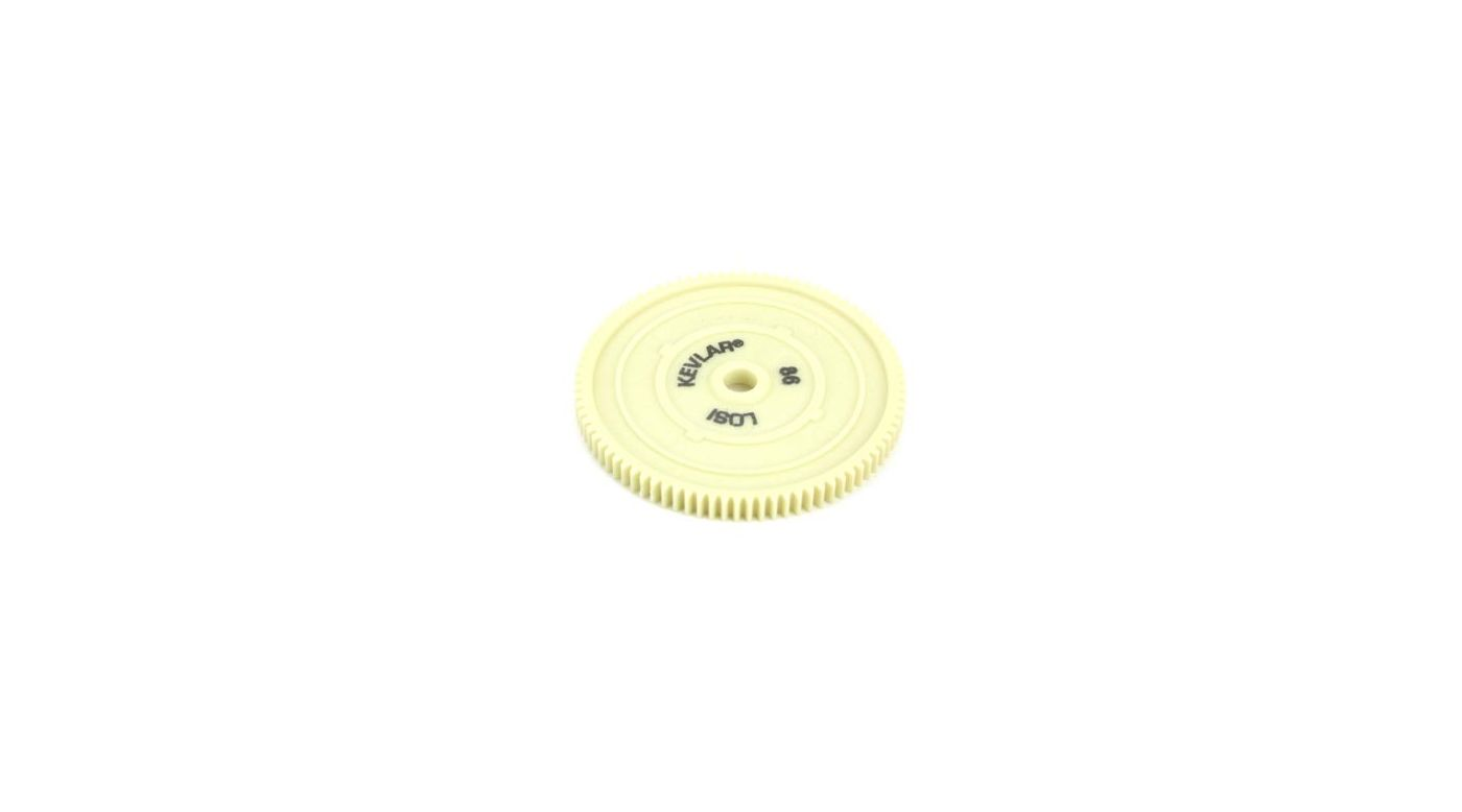 Image for 48P Kevlar® Spur Gear, 86T: XXX/T from HorizonHobby