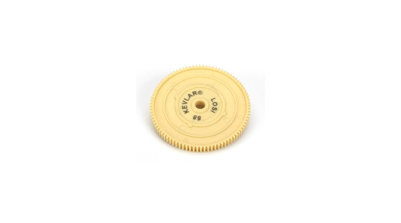 Image for 48P Kevlar® Spur Gear, 88T: SPT from HorizonHobby