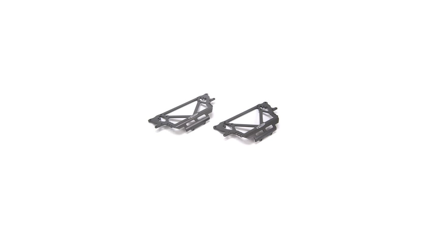 Image for Chassis Plate Set: CCR from HorizonHobby