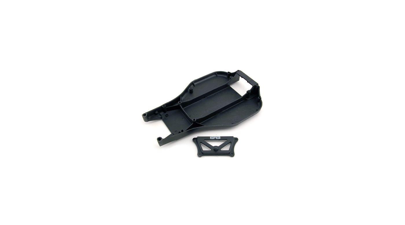Image for Main Chassis & Brace, EA3: XXXCR from HorizonHobby