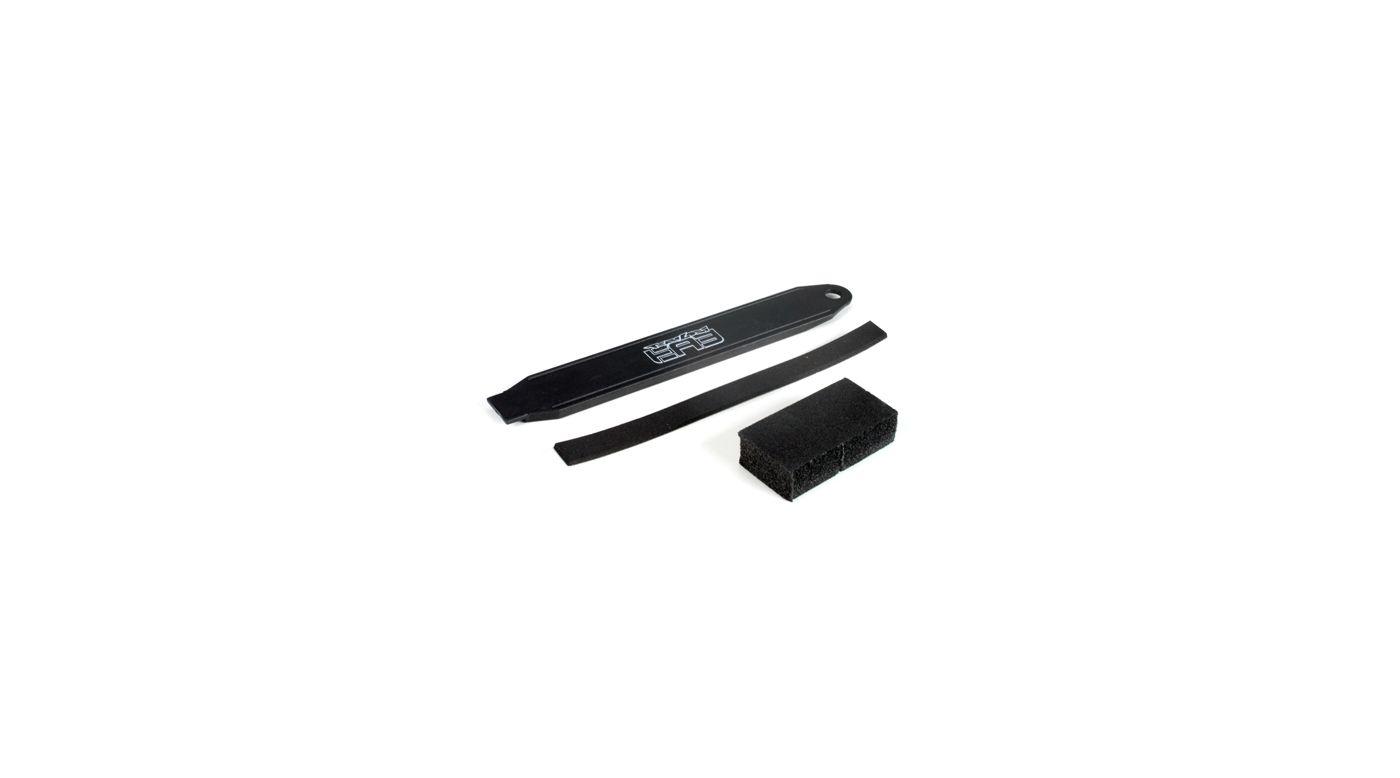 Image for Battery Strap & Foam Pads: XXXCR from HorizonHobby