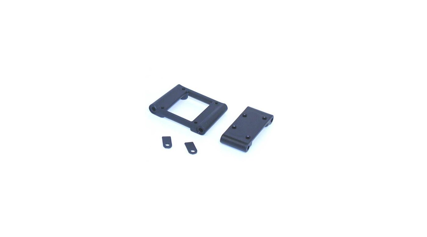 Image for Front/Rear Pivot Block Set: XXX, XXX-T, SPT from HorizonHobby