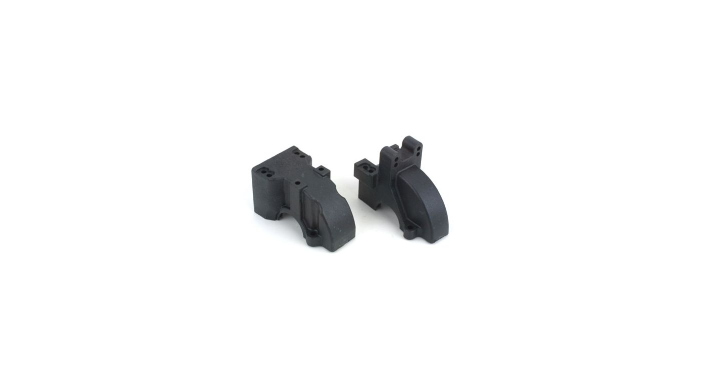 Image for Front & Rear Diff Covers: XXX-S from HorizonHobby