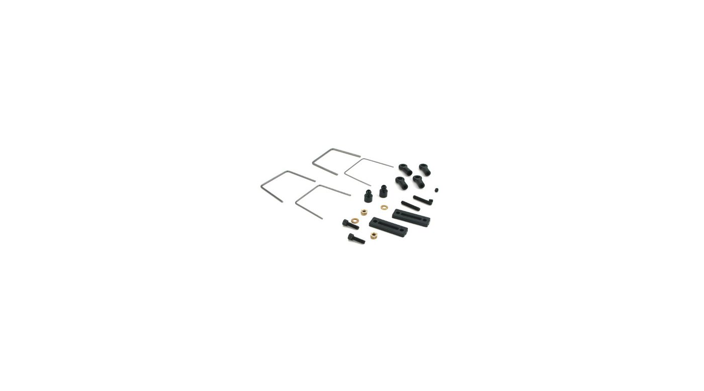 Image for Sway Bar Set, Front or Rear (4 Bars): JRX-S from HorizonHobby