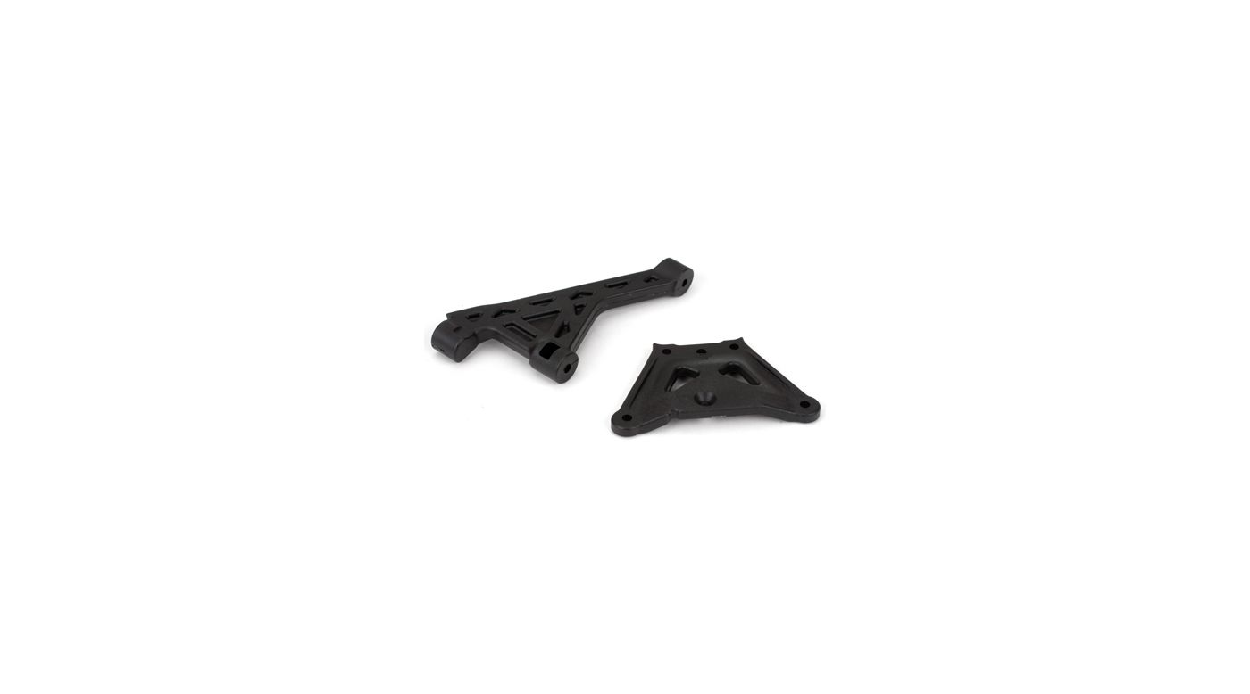 Image for Front Chassis Brace Set: 8B, 8T from HorizonHobby