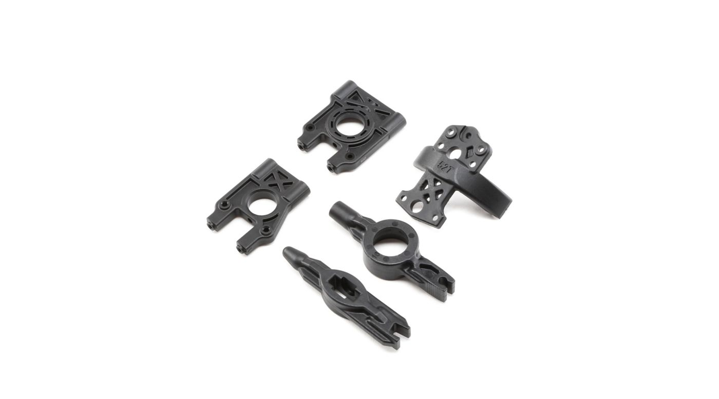 Image for Center Differential Mount & Brace Set: 8B 2.0 from HorizonHobby