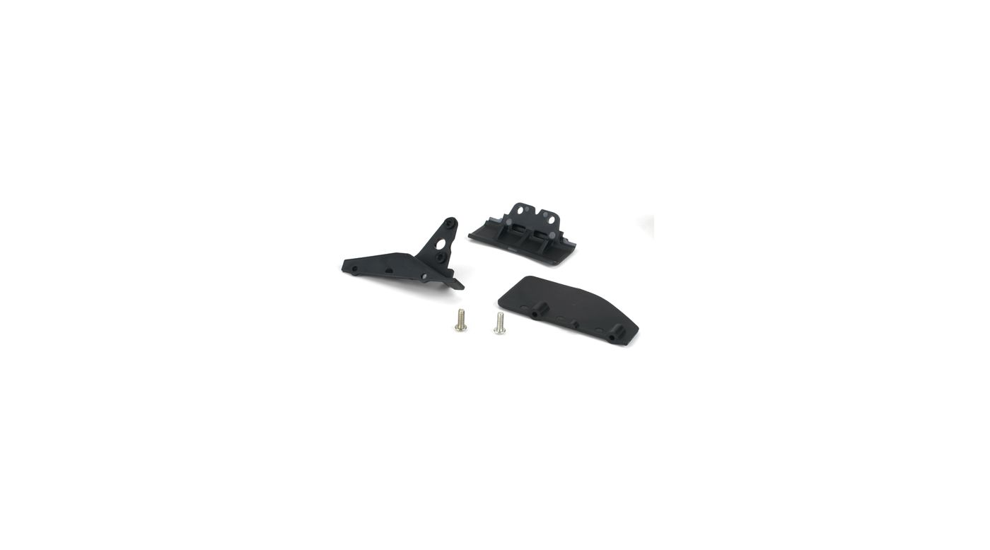 Image for Front Bumper, Tank, Filter Guard: 8B, 8T from HorizonHobby
