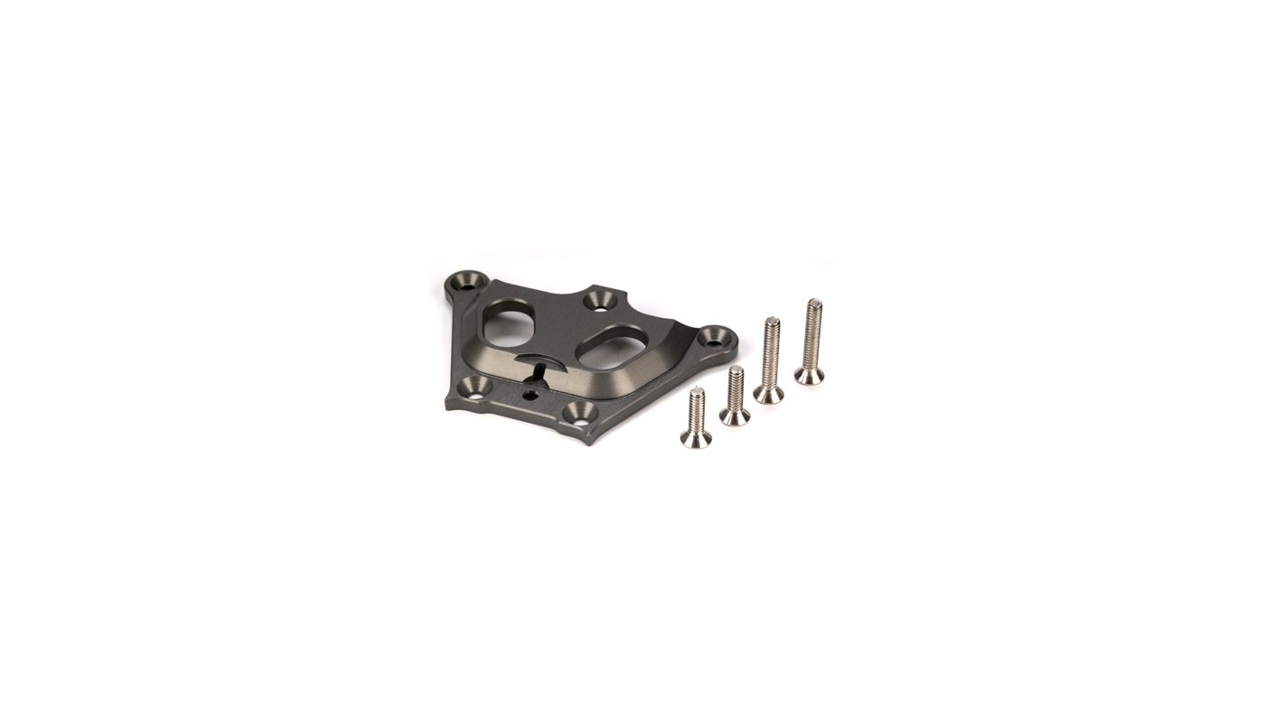 Image for Front Top Brace, Aluminum: 8B, 8T from HorizonHobby