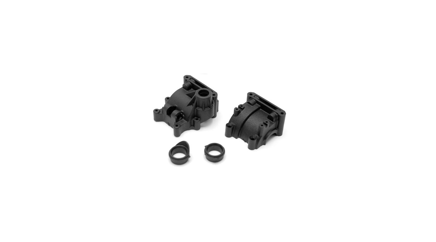Image for Rear Gearbox Set: 8B 2.0 from HorizonHobby