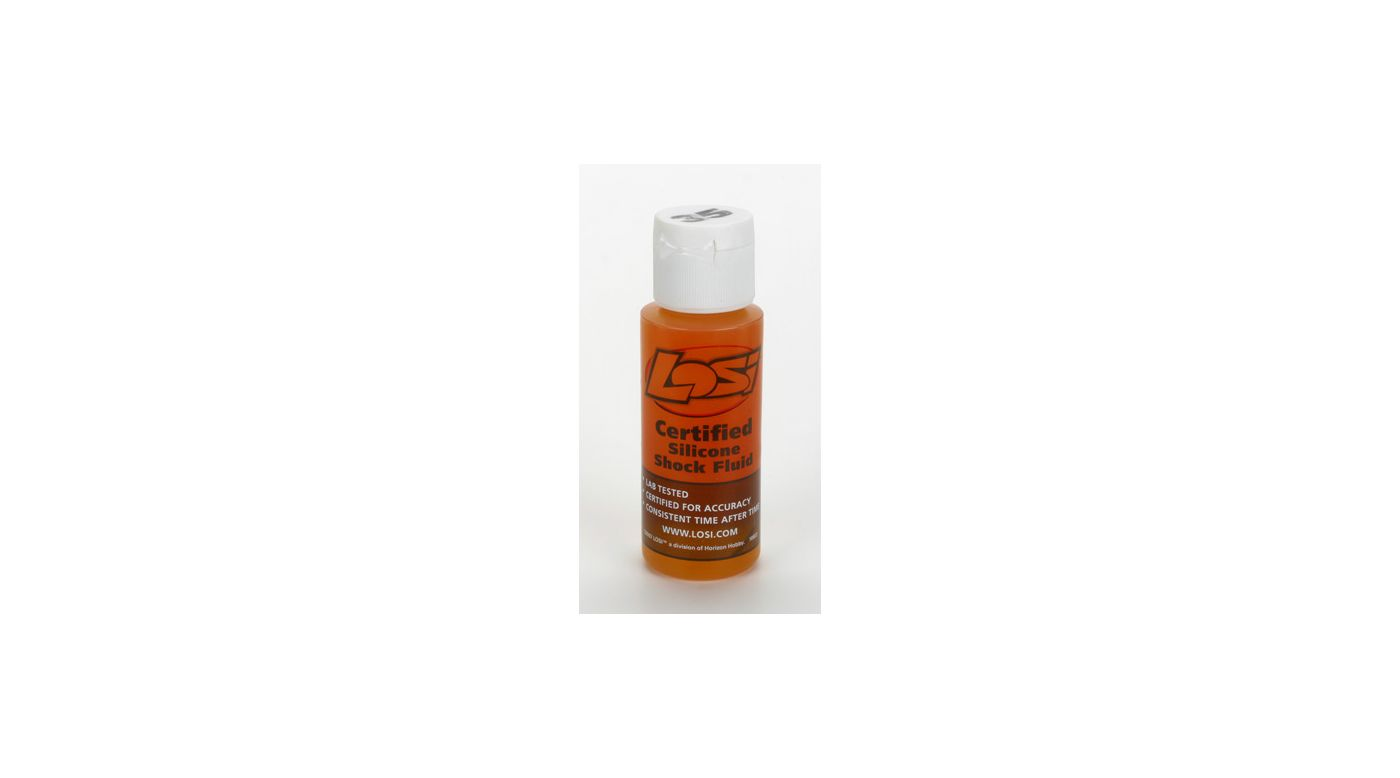 Image for Silicone Shock Oil, 35 wt, 2 oz from HorizonHobby