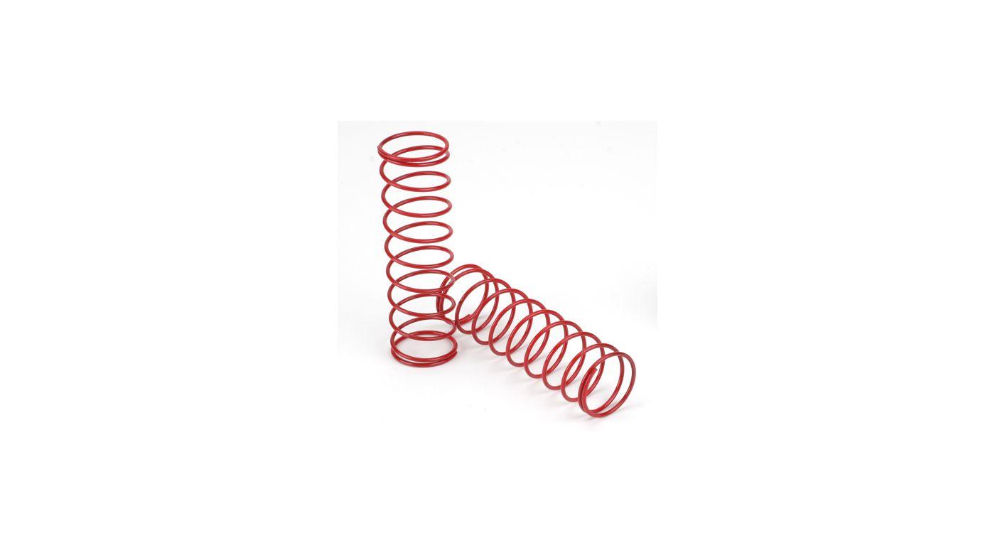 Image for 15mm Springs 3.1' x 2.5 Rate, Red: 8B from HorizonHobby