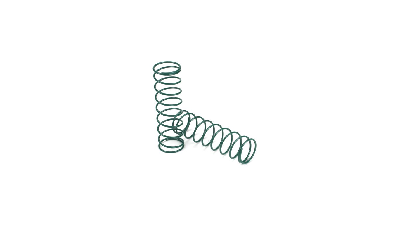 Image for 15mm Springs 3.1' x 3.1 Rate, Green: 8B from HorizonHobby