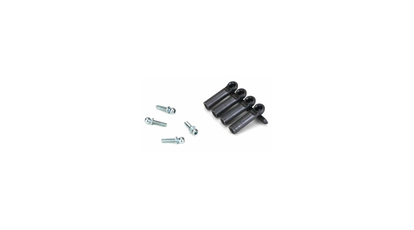 Image for Ball Studs and Ends, Short Neck, 4-40 x .345