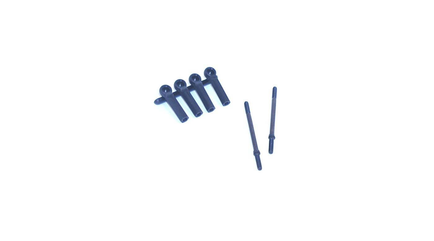 Image for Adj L/R Rods w/Ends: 2.25