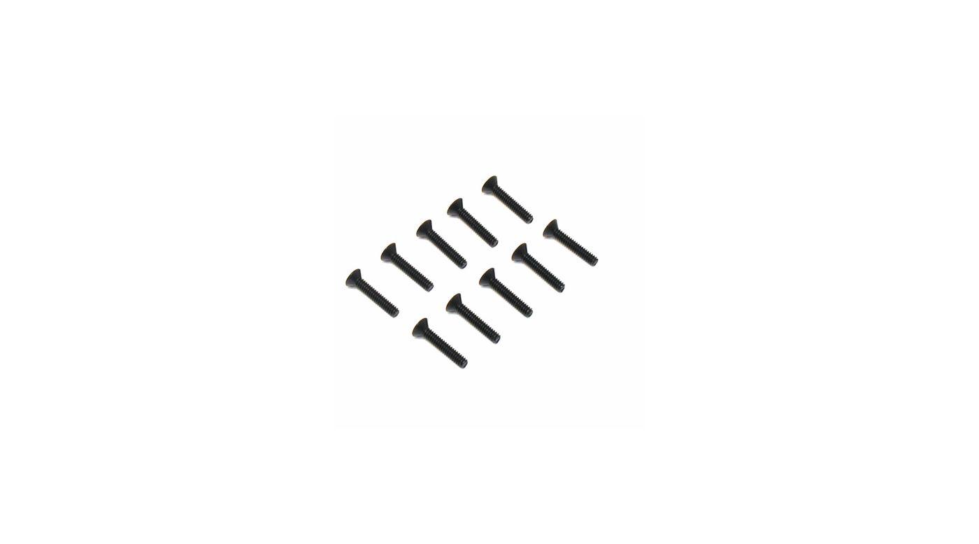 Grafik für Losi 4-40 x 5/8 Zoll FlachkopfSchraubenn (10) in Horizon Hobby