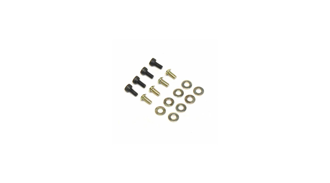Image for 3 x 6mm Motor Screw Kit from HorizonHobby