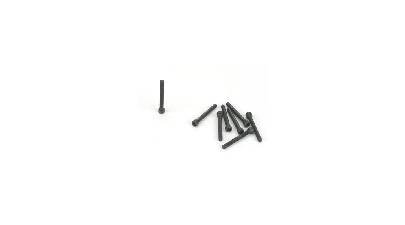 Image for Caphead Screws, 2-56 x 3/4